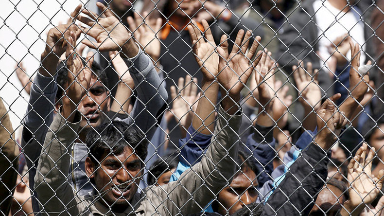 'Perilous Turkish-Syrian border forcing refugees into hands of smugglers'