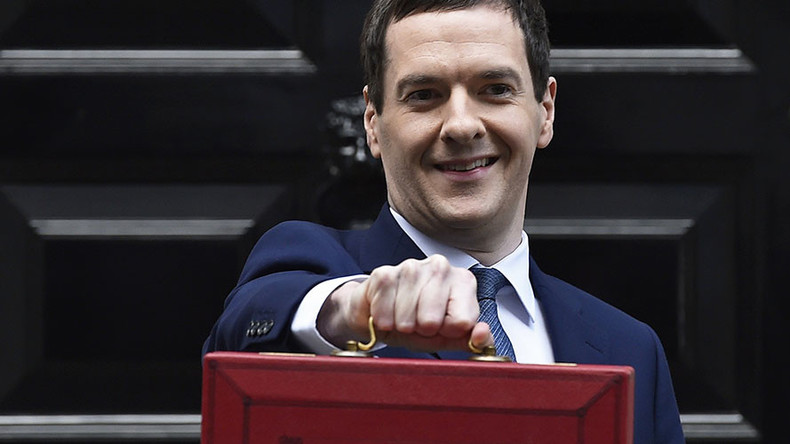 Take from the poor, give to the rich: Tories slash benefits while tax breaks boost wealthy