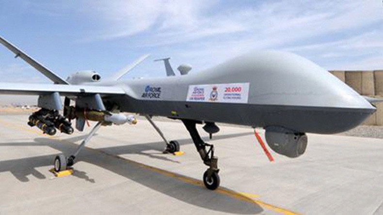 Drone chic? Think tank blasts trendy myth of killer robots' precision
