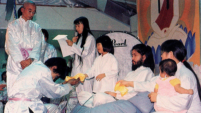 Mass raids, arrests target followers of Aum Shinrikyo doomsday cult in Russia