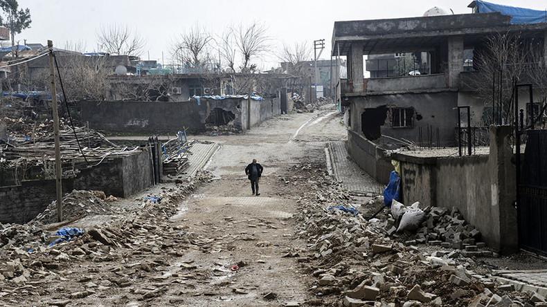 Turkey curfew spreads to Kurdish-inhabited city of Silopi