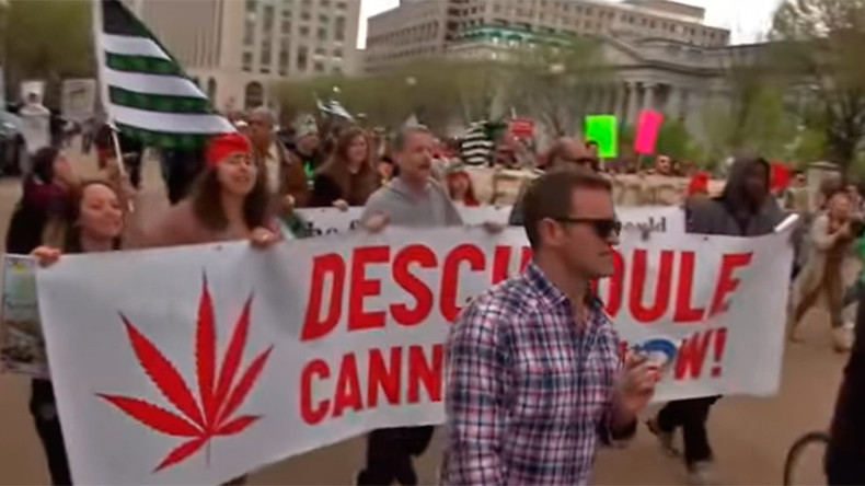 Senators hold a 'one-sided prohibitionist party' – marijuana activists