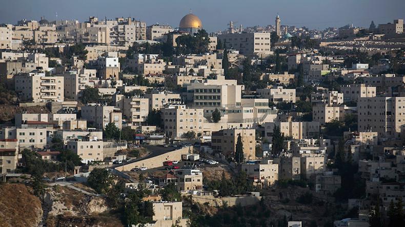 Jerusalem police take down 'terror inciting' Palestinian park