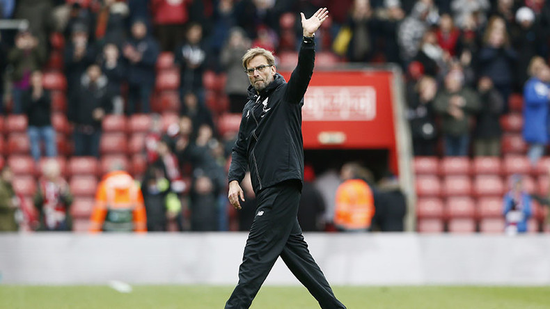 Europa League quarter-finals: Liverpool's Klopp set for Dortmund return