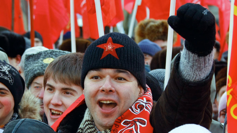 Seeing red: Russian communists to seek international copyright of star symbol