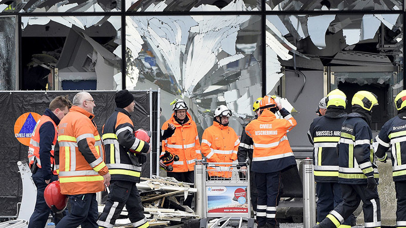 Brussels bomber had worked in EU Parliament before attack – spokesman