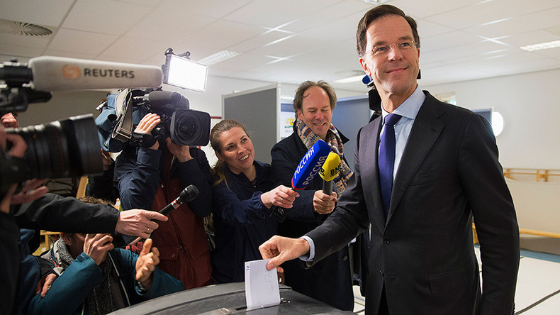 61% of Dutch voters say no to ratifying EU-Ukraine deal – preliminary results