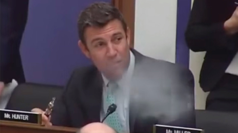 Congressional vaping bad boy accused of spending $1,300 in campaign funds on video games