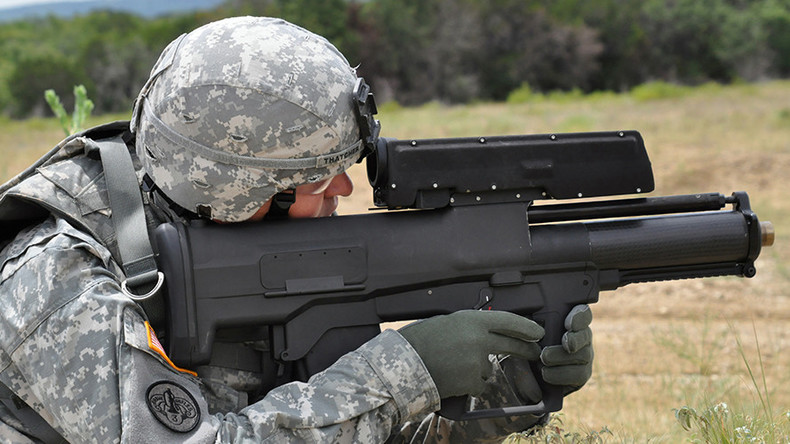 'Punisher': Shoulder-fired grenade launcher XM 25 could transform US Army