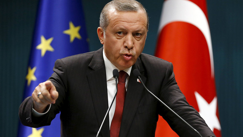 Erdogan threatens to dump migrant deal if EU doesn't fulfill pledges