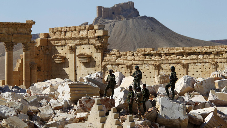 Liberation of Palmyra as a sign of inevitable defeat of ISIS