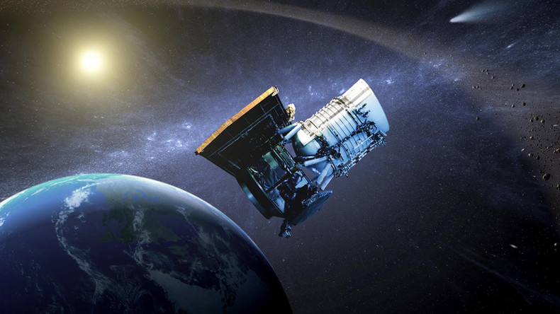 8 'potentially hazardous asteroids' near Earth discovered by NASA