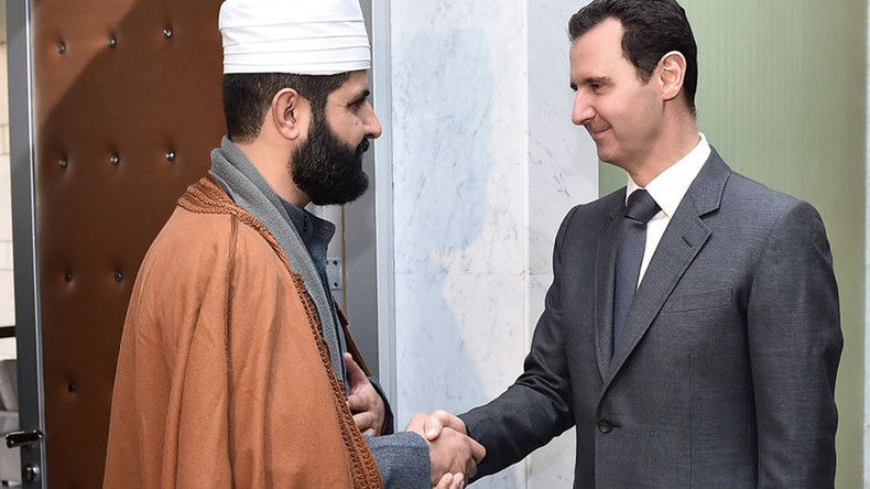 Alawite clergy denies Western media reports of Syrian sect 'distancing itself from Assad'