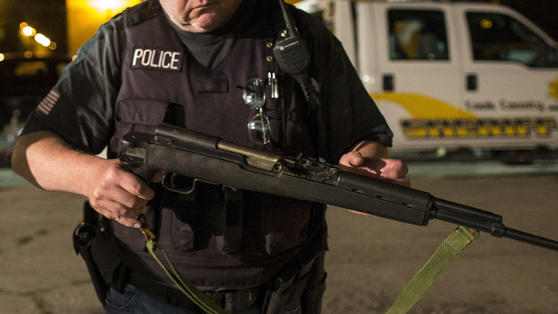 'Threat and shooter bias': Study shows US police fatally shoot unarmed black men in greater numbers