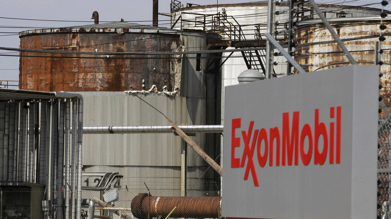 Massive fire breaks out at ExxonMobil refinery in Texas, air quality being monitored