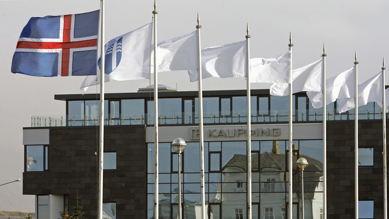 New Iceland law allows jailed bankers to walk free amid Panama Papers scandal