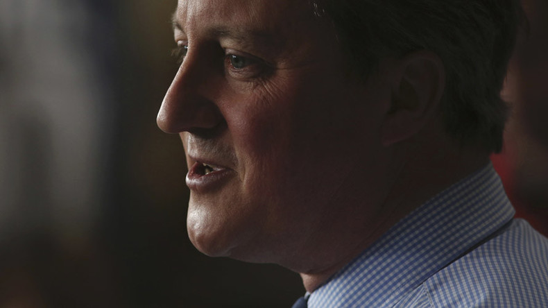 Cameron comes clean on father's offshore trust, admits profiting from tax haven