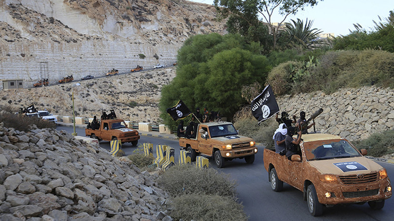 ISIS manpower in Libya doubled over 1 year, top US commander says