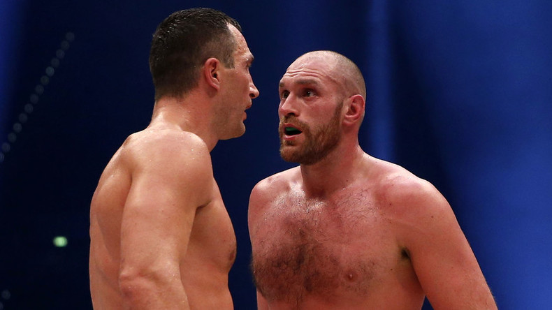 Fury-Klitschko rematch confirmed for July 9 in Manchester – reports