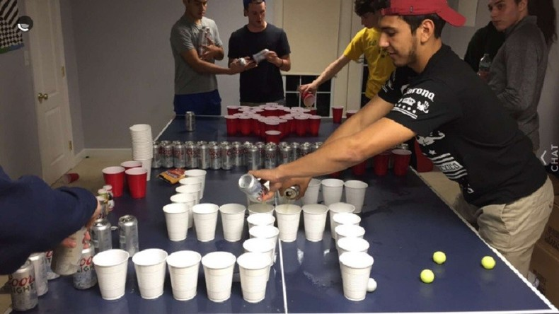 Holocaust Pong: New Jersey students caught playing 'Jews vs. Nazis' drinking game