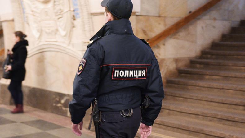Moscow metro shooting leaves 1 man injured