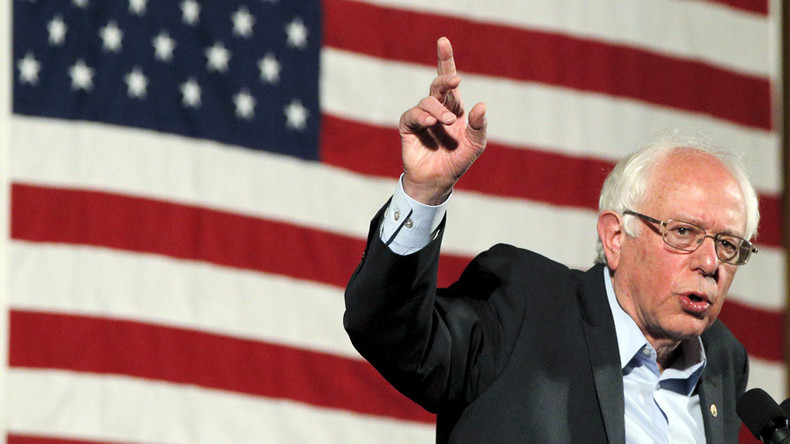 Bernie Sanders beats Hillary Clinton in Wyoming caucus