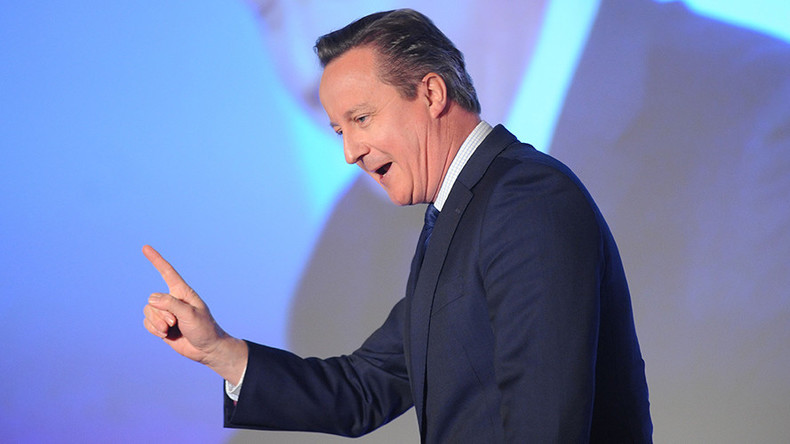 PM Cameron received £200,000 in gifts from mom, potentially avoiding inheritance tax