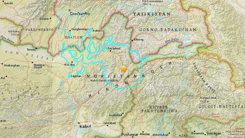 Panic as powerful earthquake jolts Afghanistan, tremors felt as far as New Delhi