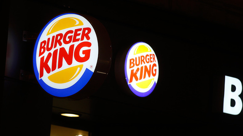 Whopper mistake: Prankster tricks Burger King staff into smashing windows (VIDEO)