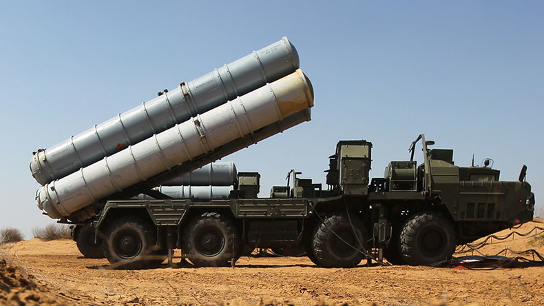 1st delivery of Russian S-300 air defense system arrives in Iran - Iranian FM
