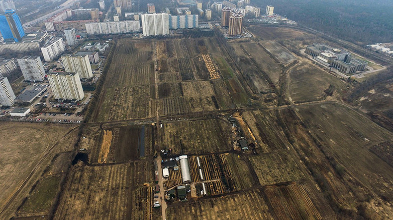 'PM, stop Agriculture Academy's land transfer to developers!' - United Russia