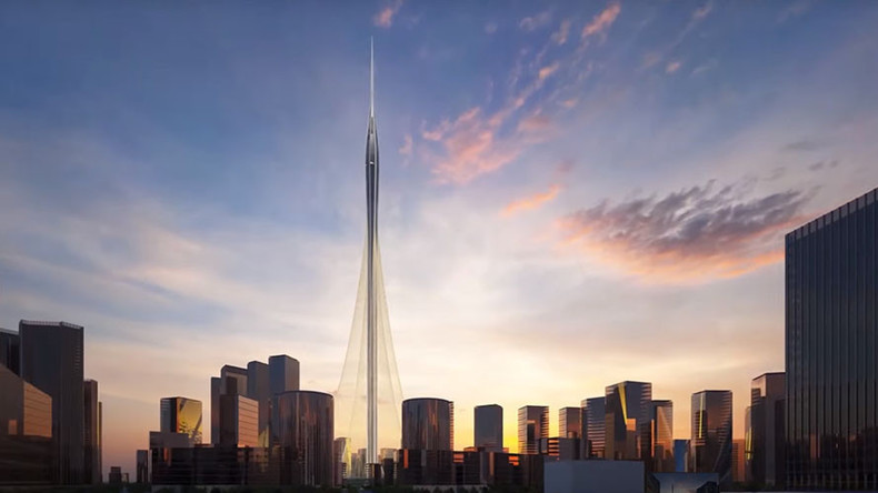 Dubai plans world's tallest skyscraper