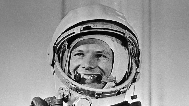 'Let's go!' Yuri Gagarin's maiden space voyage started it all