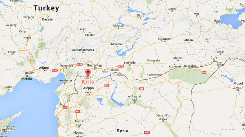 Rockets from Syria hit Turkish town Kilis, at least 4 injured