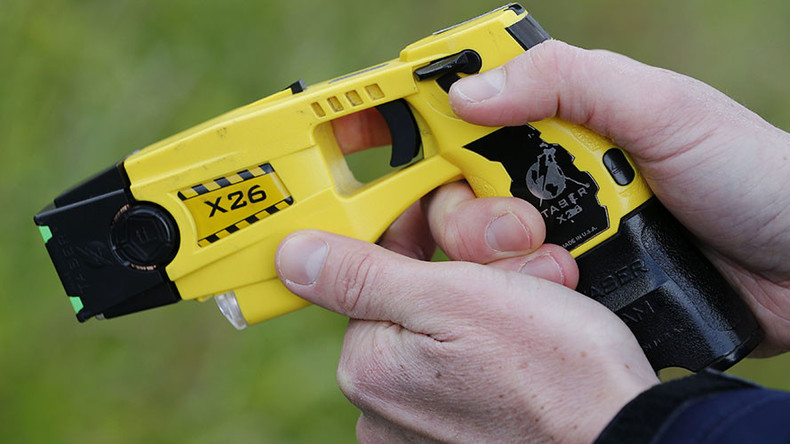 Baltimore police use Tasers mostly on poor, black residents – report