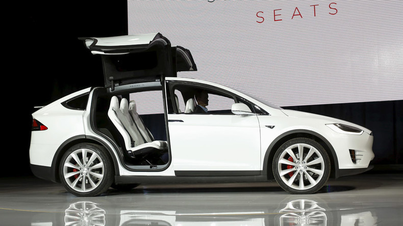 Tesla Recalls 2 700 Model X Suvs Over Seat Safety Issue