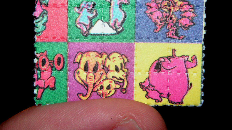 Brain scans of LSD users reveal trippy visuals in groundbreaking study