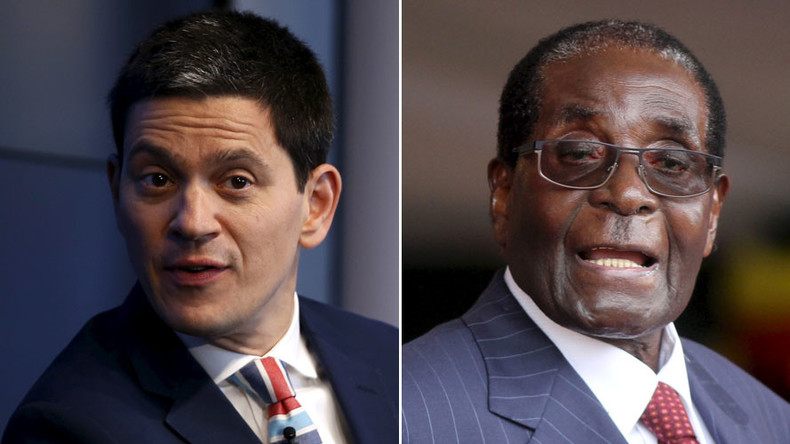 Miliband, Mugabe & moolah: Insults & project fear drive Brexit debate