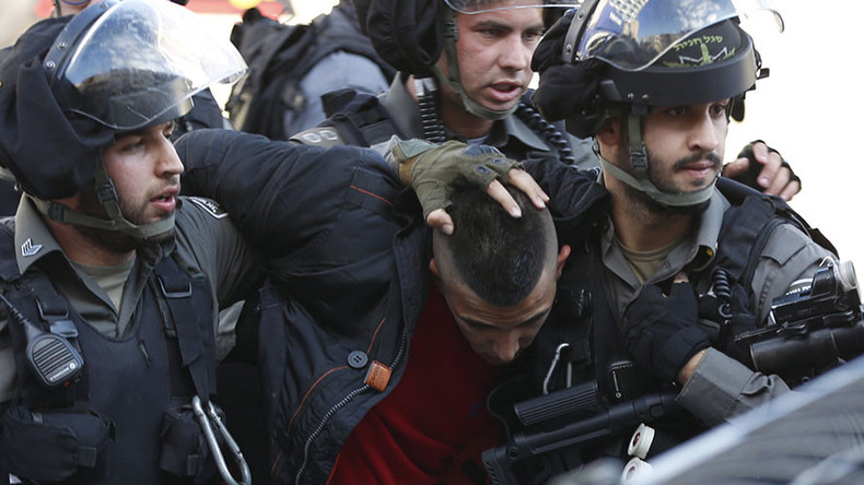 HRW laments Israel 'beating' & 'threatening' Palestinian kids in detention