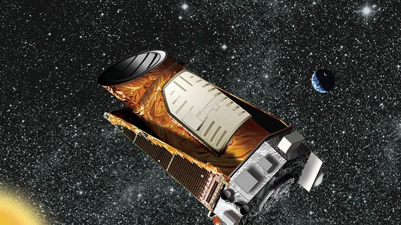 Lost in space no more: NASA back in touch with Kepler telescope