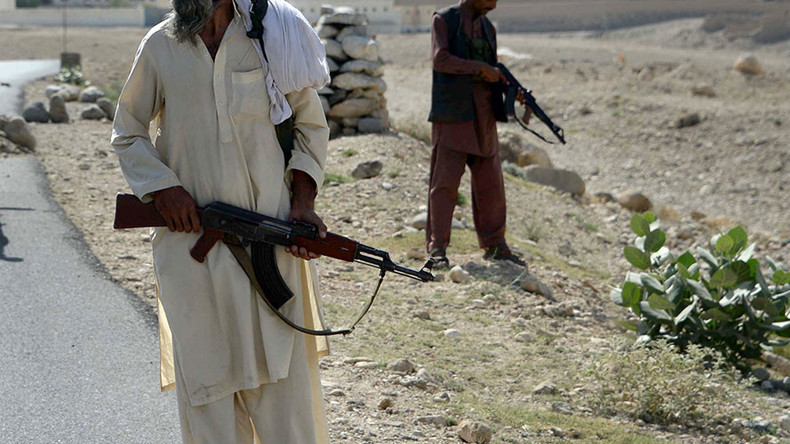 5 Afghan border officers killed in insider attack as Taliban announces spring offensive