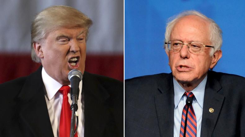 Sanders & Trump: Gatekeepers slam door on outsiders