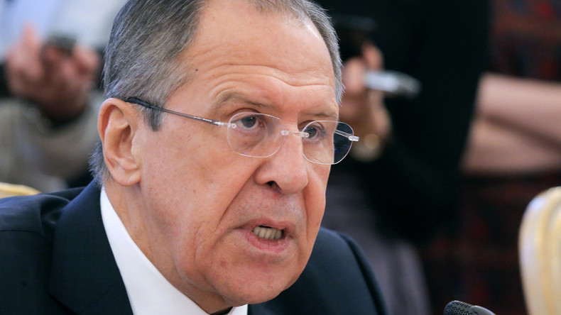 Meddling with sovereign states' internal affairs leads to chaos, power vacuums & terrorism – Lavrov
