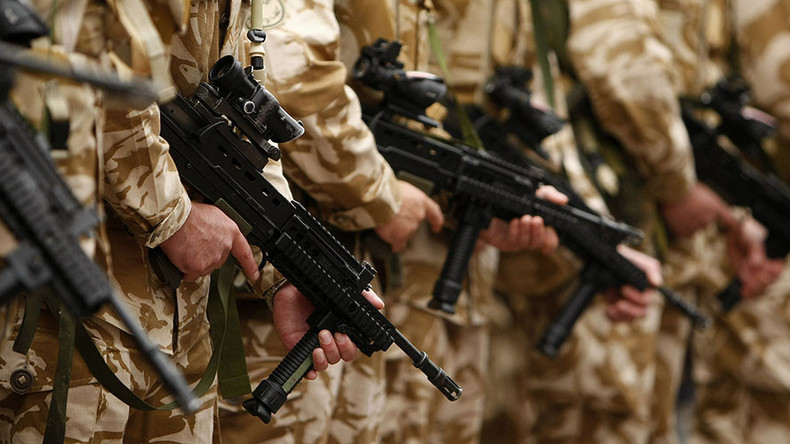 Libyan unity government rejects British troops for anti-ISIS mission