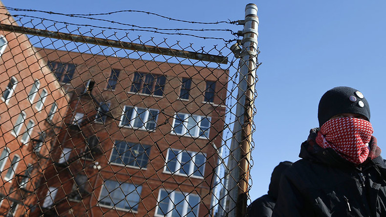 Chicago 'black site' so secretive most police didn't know who they were holding – report