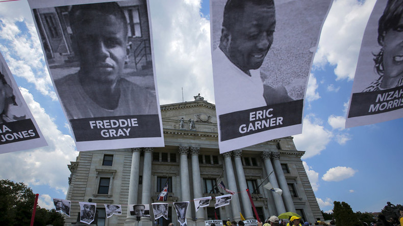 Justified police shootings swept under the rug