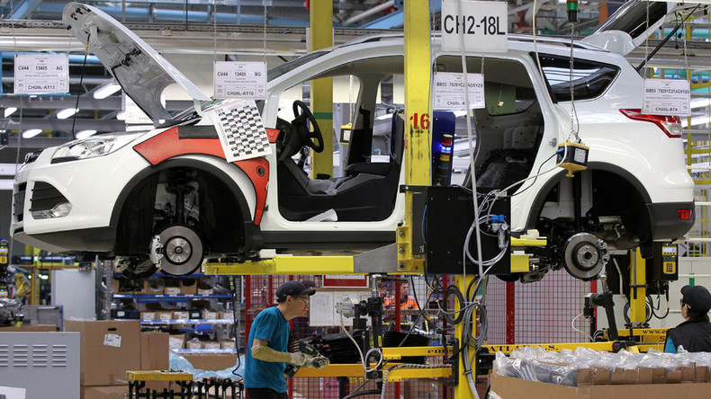 Ford considering new investment in Russia after 93% sales increase