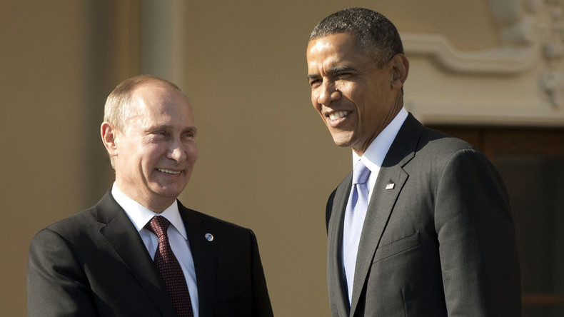 Putin calls Obama 'decent man' for confessing Libya was his 'greatest mistake'