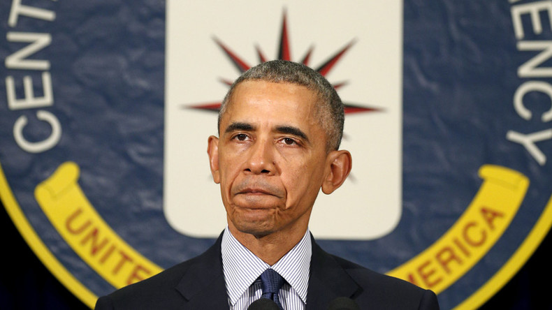 Obama praises US-led coalition for crushing ISIS, fails to mention Russian, Syrian victories