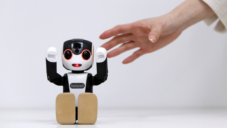 I, Robohon: Dancing robot 'companion' smartphone launched in Japan (VIDEO)